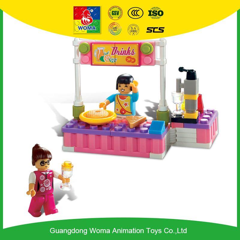 2017 Most Popular Smart Education Toys Plastic Block Toy ...