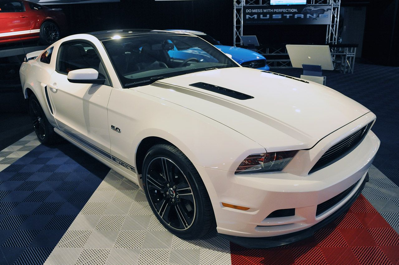 2013 Ford Mustang GT California Special aka The Awesome  Dream