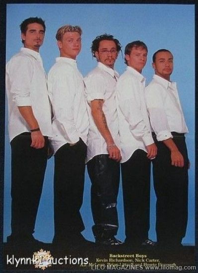 Bsb From Tallest To Shortest 3 Them All Backstreet Boys