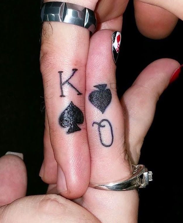 42 Wedding Ring Tattoos That Will Only Appeal To The Most Amazing Of