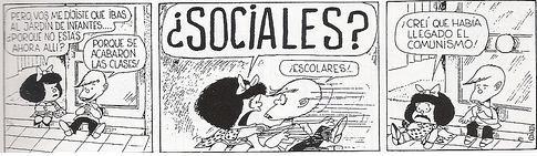Mafalda y las clases sociales.