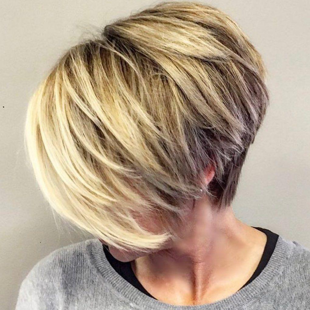 25 tagli di capelli biondi corti: tutte le tendenze per l ...