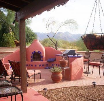 Outdoor Living Blog Outdoorlicious Mexican Style Room