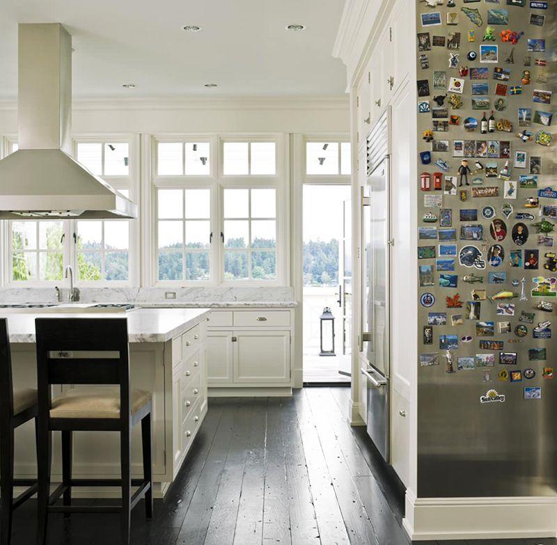 Räume und ihre Kunst an den Wänden - Magnetwand | Räume - und ihre ...