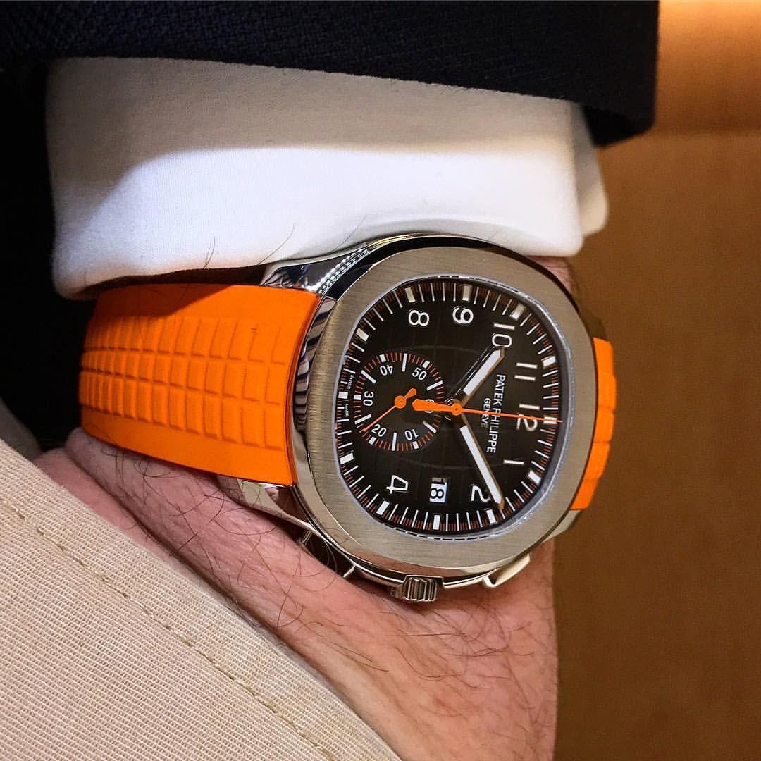 Patek Philippe Aquanaut Chronograph Baselworld 2018