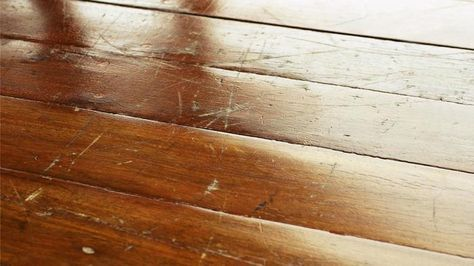 How Do You Remove Scratches From Hardwood Floors