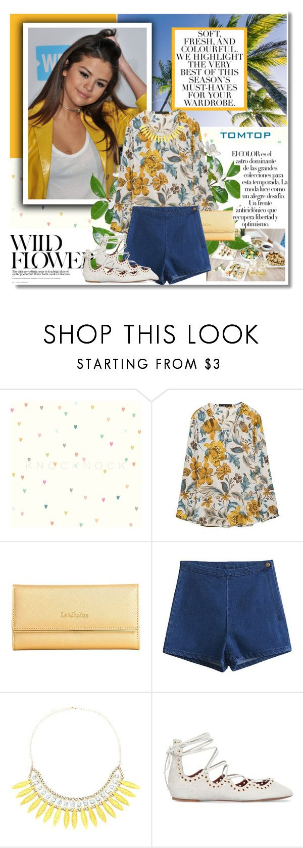 """""""Tomtop +28"""" by dora04 ❤ liked on Polyvore featuring Folio, Isabel Marant, Arco, vintage, http and tomtopstyle"""