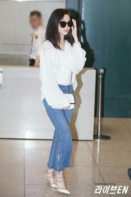 Seohyun - Incheon Airport from Thailand