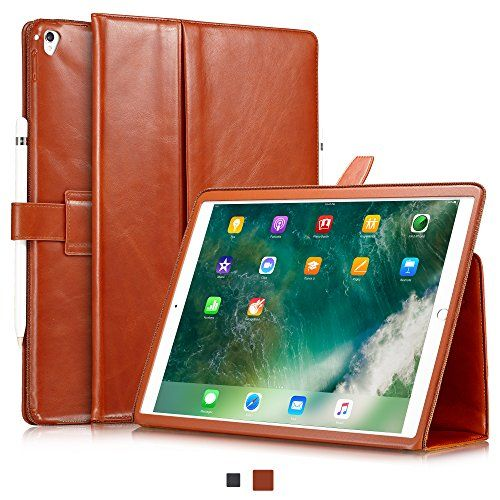 Ipad Pro 12.9 Case With Pencil Holder Pinkoyalee On Ipad Cover  Pinterest  Ipad Pro 12 Brown And