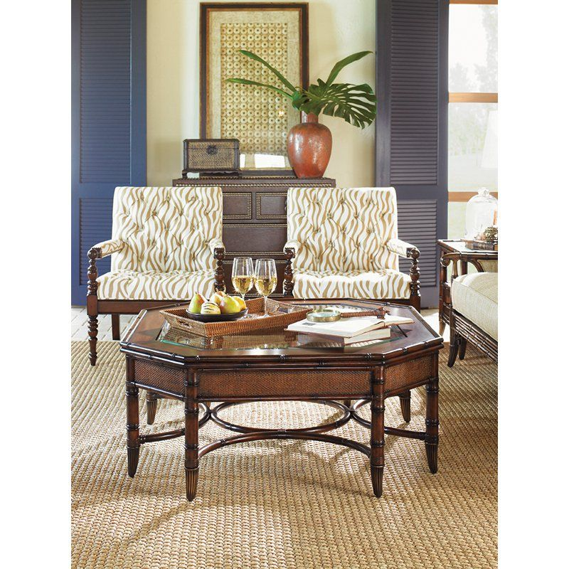Tommy Bahama by Lexington Home Brands Landara Marianas Coffee Table