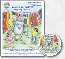 Cante Cante Elefante - Naturally You Can Sing $24.95