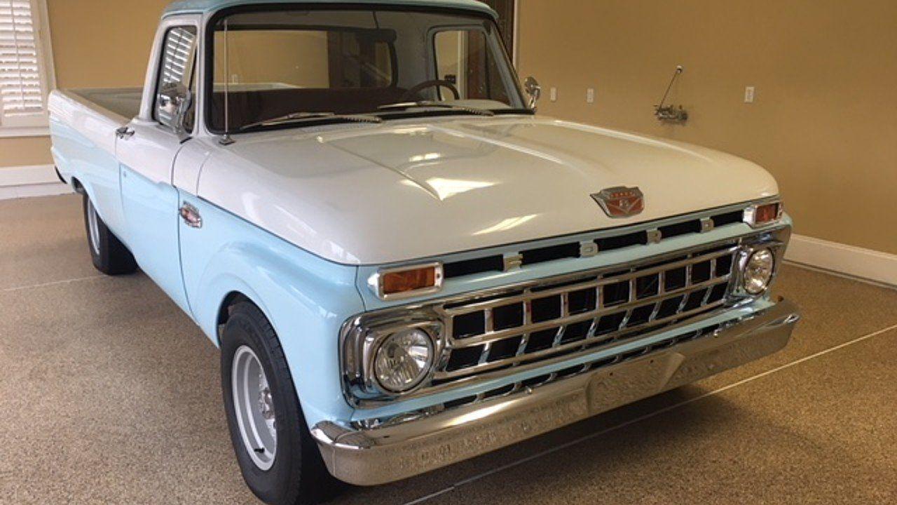 1965 Ford F100 2WD Regular Cab for sale near Rainbow City