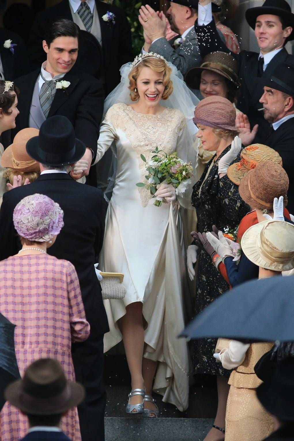 50 Iconic Onscreen Wedding Dresses (With images