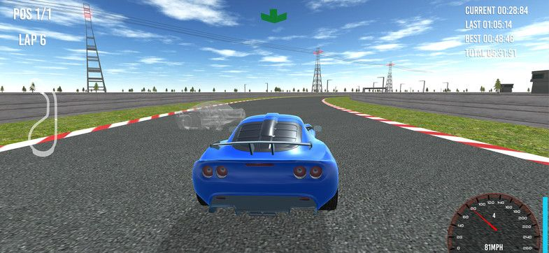 Racing Game Starter Kit GameRacingStarterTemplates
