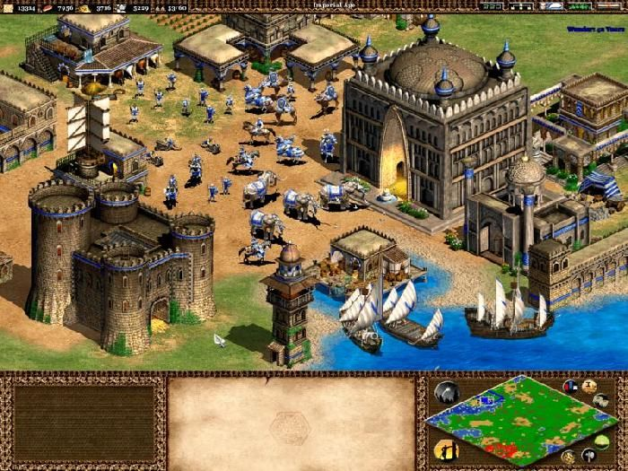 Playing With The Persians Age Of Empires Ii With Images Age