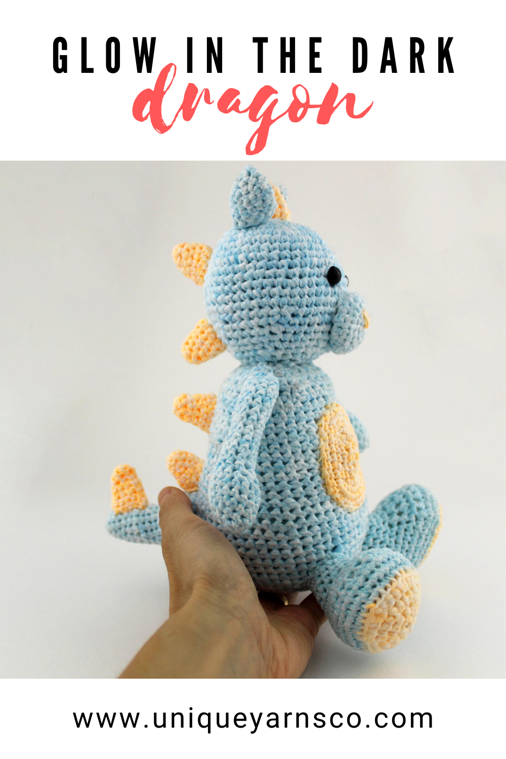Teetee Dragon Crochet Kit by Wool Couture | 1500x1000