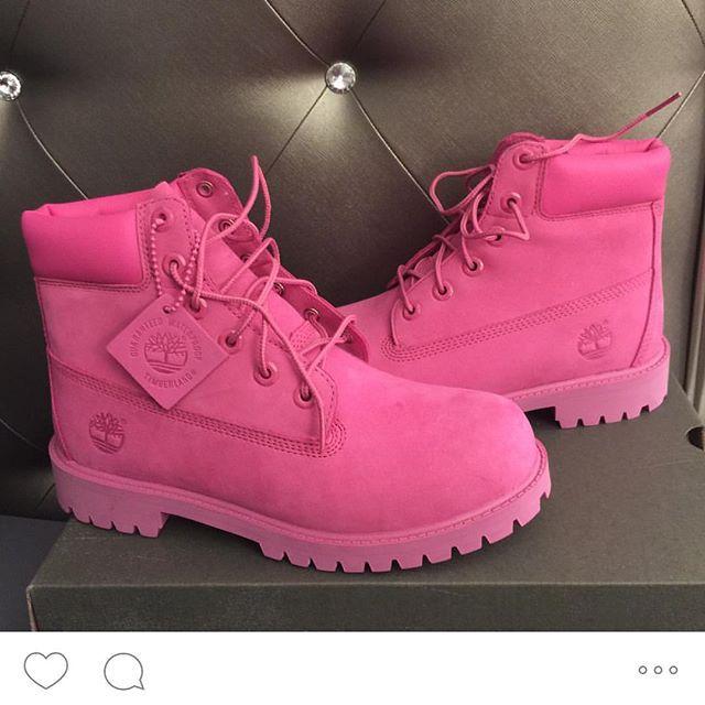Las 11 mejores prendas para combinar tus botas rosas | Timberland ...
