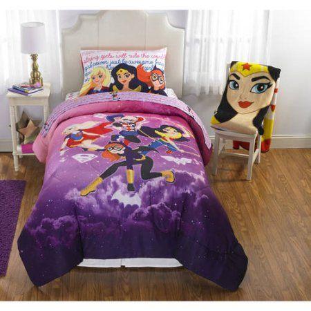 Wonder Woman Bedding King