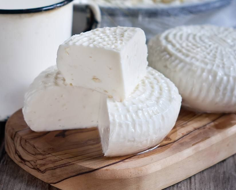 9 cheeses not made from cows milk cheese jewish