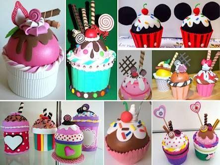 Resultado de imagen para como hacer adornos para tortas de