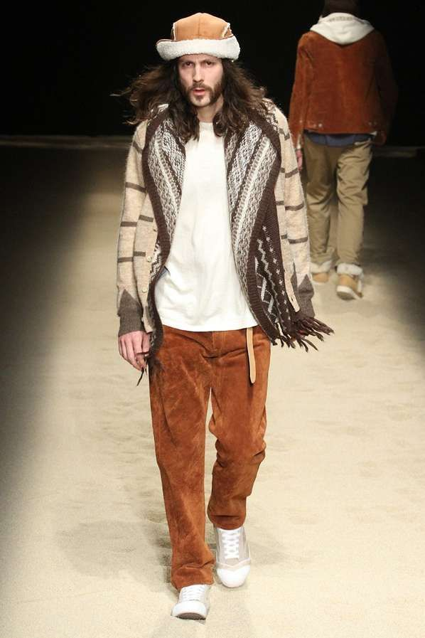 Urban Hippie Catwalks Layering Collection And Catwalks