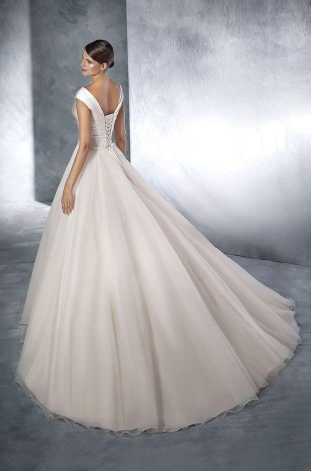 Brautkleider von La Sposa - Model Jolie | Kleid hochzeit ...