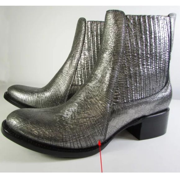 Elizabeth and James Textured Ankle Boots with paypal sale online jO0VePa