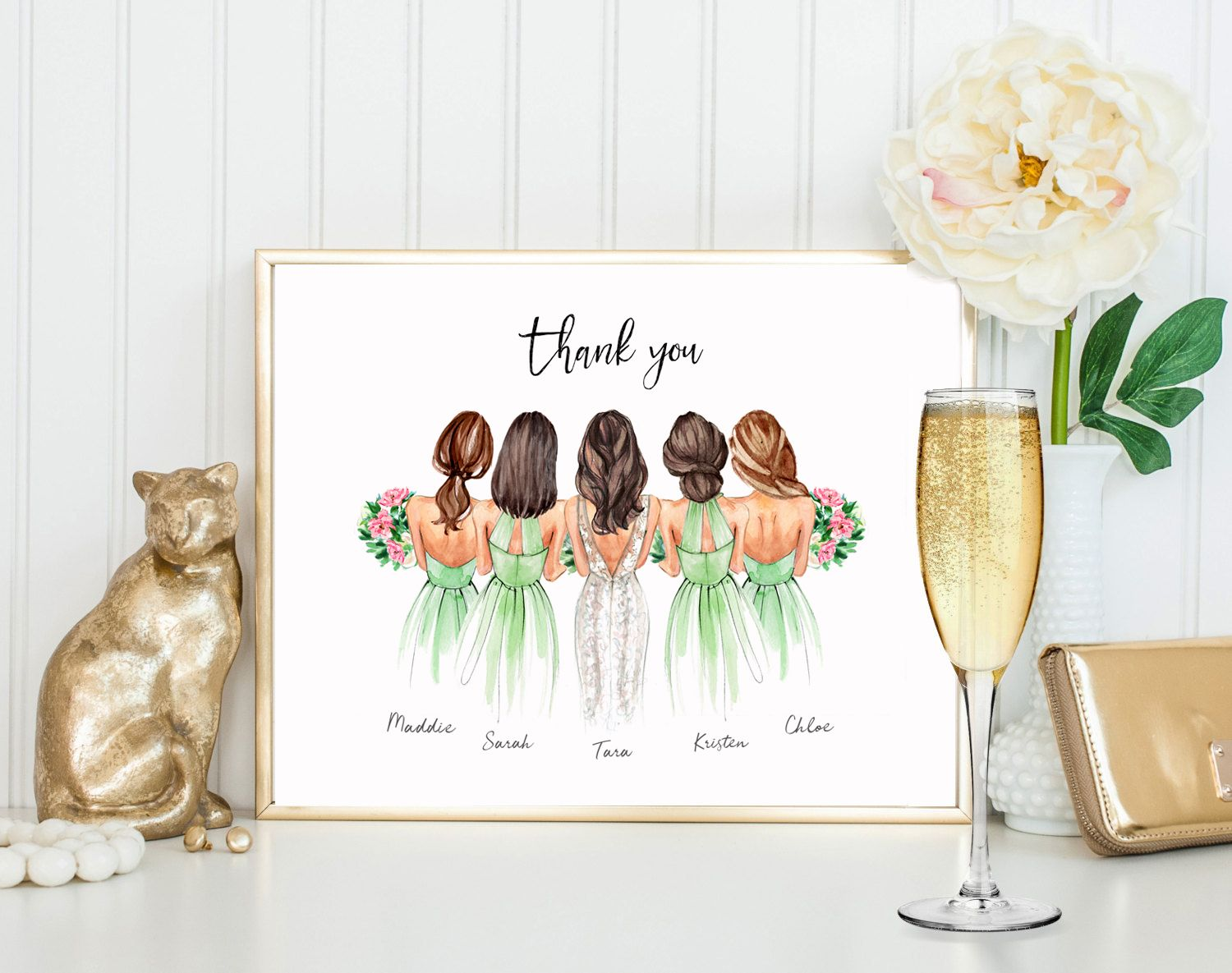 Customized Bridesmaids Gift Gifts For Bridesmaids Bridesmaid Gift Ideas Bride Gifts Gifts For Bride Wedding Favour Bridesmaids Print In 2020 Bridesmaids Personalized Bride Gifts Customized Bridesmaid Gifts