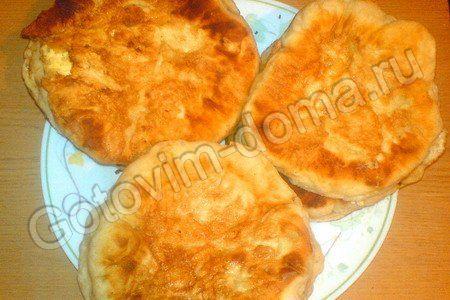 рецепты пирожков из кефира