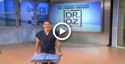 Dr. Oz on Weight Loss #motivation #fitness