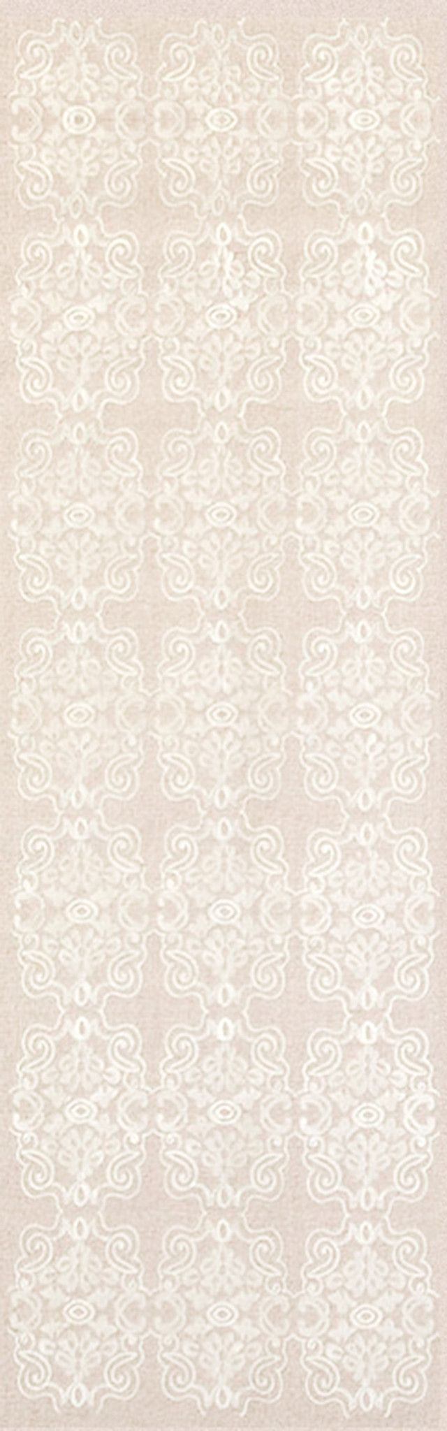 Surya ADE6000 Adeline Neutral Runner Area Rug