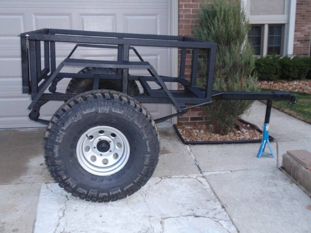 Off Road Trailer Suspension Tech Pirate4x4 Com 4x4 And Off