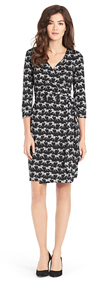 Diane von Furstenberg Limited Edition Chinese New Year New Julian Two Wrap Dress on shopstyle.com