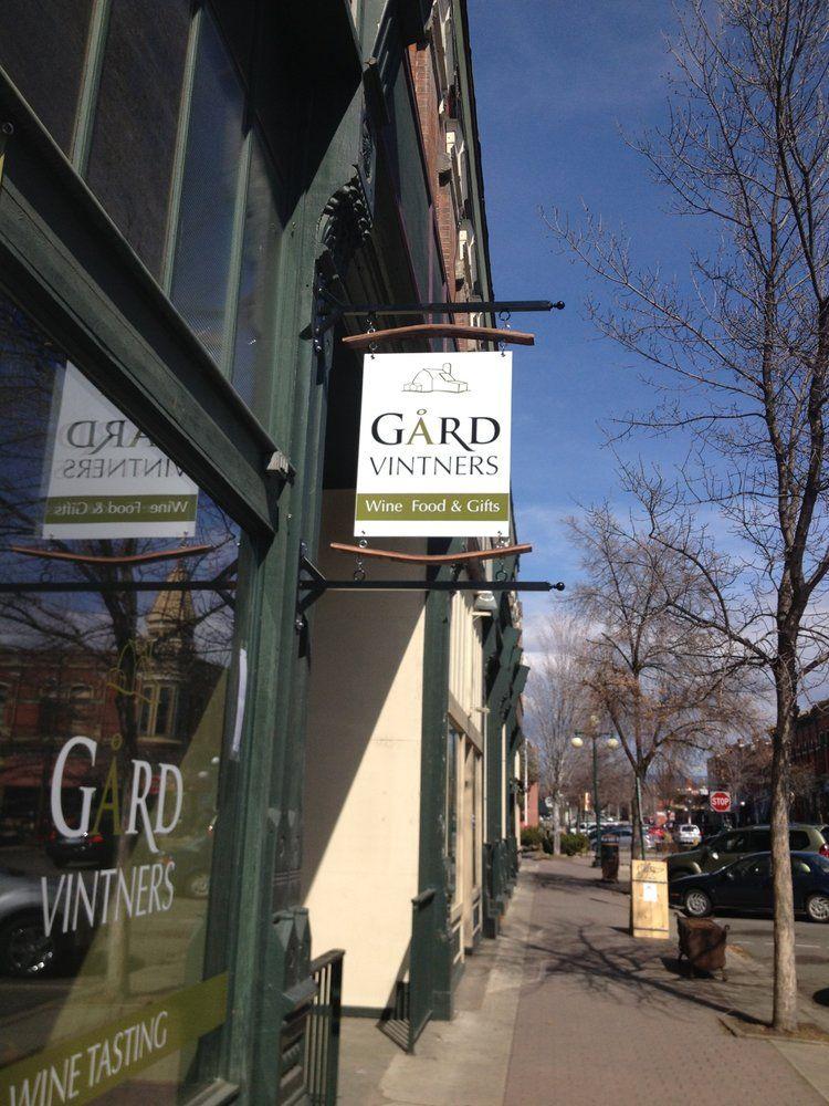 Gard vintners wine tasting room with images wine
