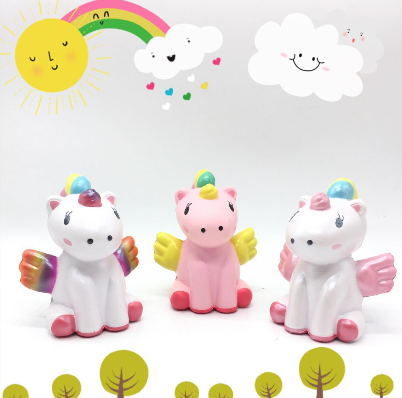 Squishy Toys With Slime In It : unicorn squishy Squishies Pinterest Unicorns, Magical unicorn and Slime