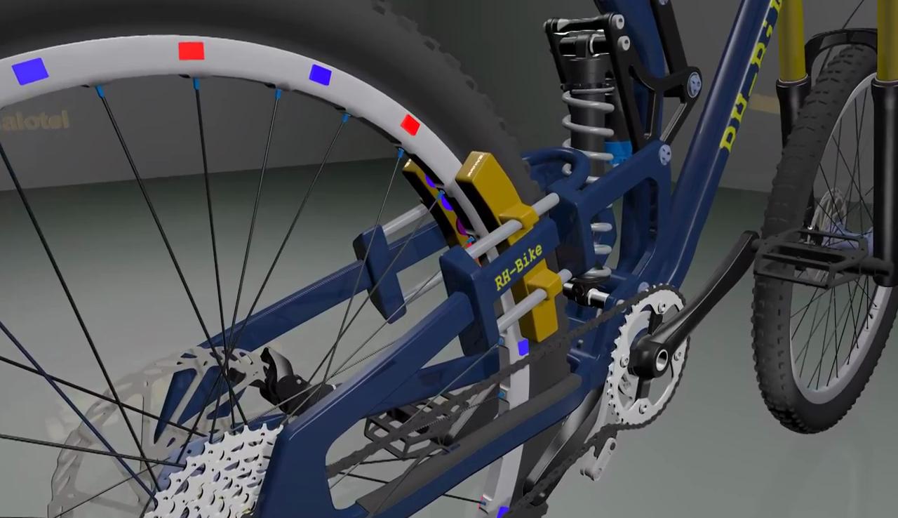Rh Bike Innovative Electric Bike Motor Electric Bike Electric