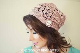 Image result for list of different kinds of crochet hat patterns