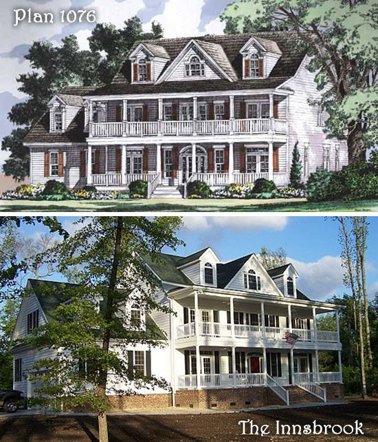 Plan 1076 The Innsbrook At Www Dongardner Com A