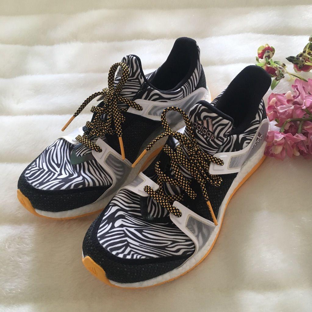 Adidas Shoes Adidas Pure Boost X Zebra Training Shoes Color Black White Size 9 Adidas Pure Boost Training Shoes Black Adidas
