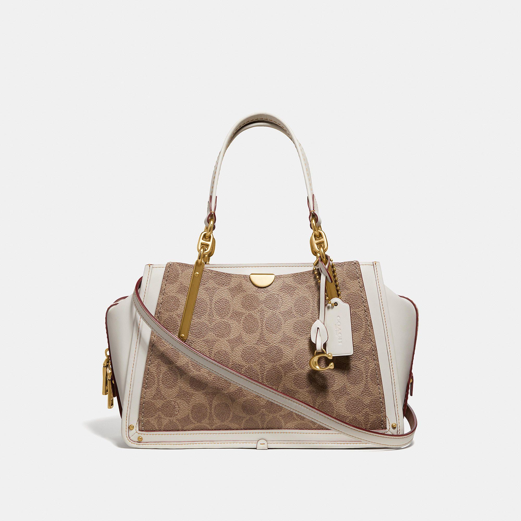 9bd2edef COACH Dreamer In Signature Canvas - Women's Designer Handbags in ...