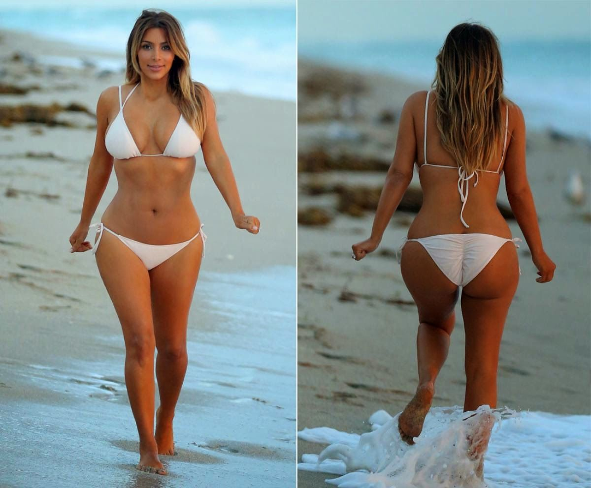 Topless New Nude Pictures Kim Kardashian Pictures