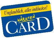 Kärnten Card כרטיס איזורי קרינתיה