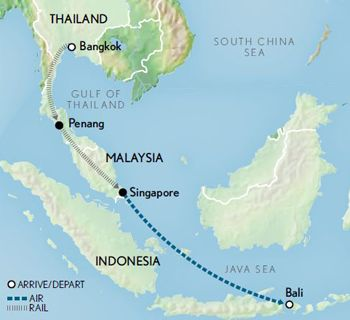 Legends of the east by luxury train bangkok to singapore bali legends of the east by luxury train bangkok to singapore bali itinerary abercrombie gumiabroncs Gallery