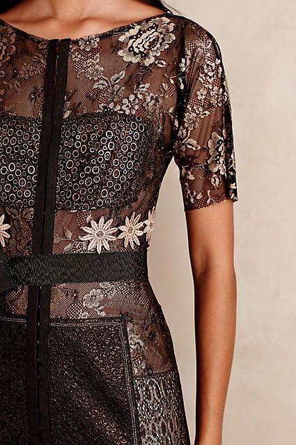 Byron Lars Carissima Sheath Dress - anthropologie.com