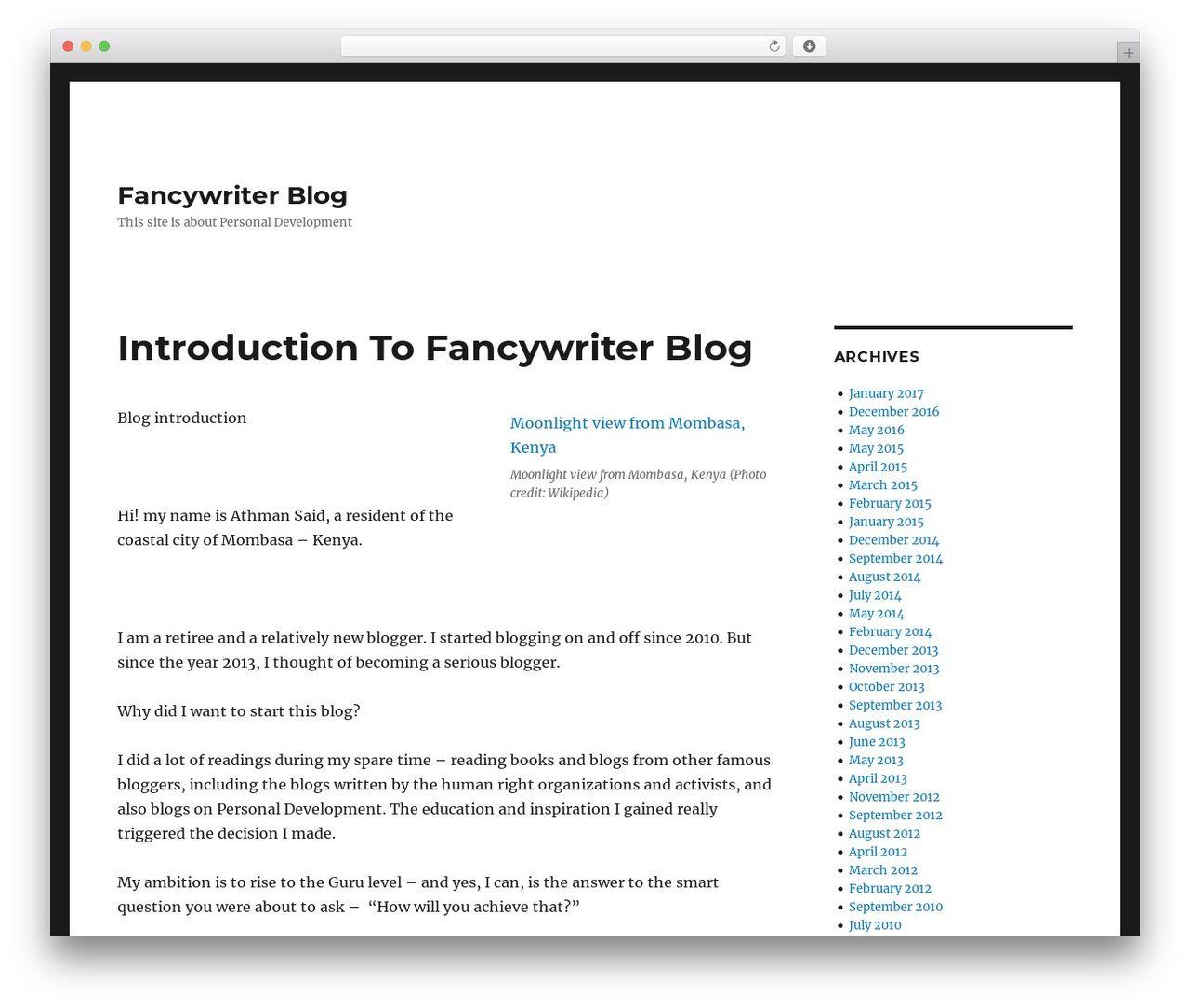 Twenty Sixteen Wordpress Template Free Download Fancywriter Com In 2020 Wordpress Template Free Wordpress Templates Templates Free Download