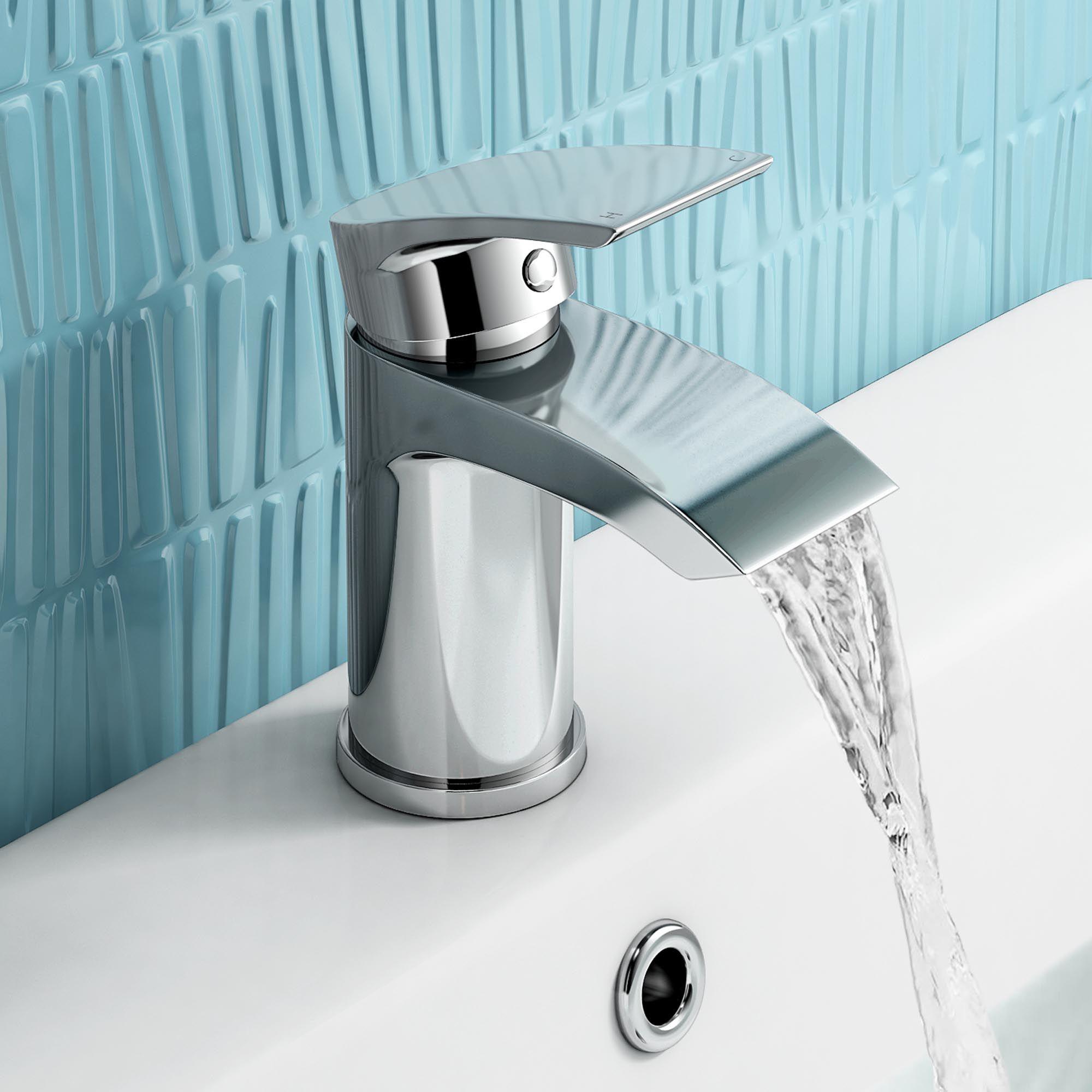 Nelas Cloakroom Basin Mixer Tap | Bathroom taps, Mixer taps and Taps