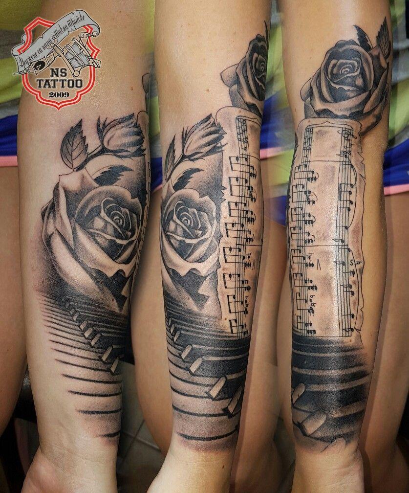 Goranmulic Nstattoo Srbija Novisad Tattoo Blackandgreytattoo