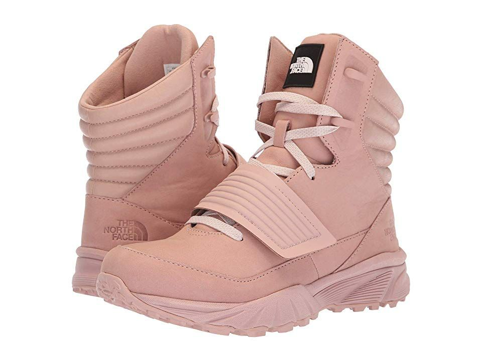 6de5e7085 The North Face Raedonda Boot Sneaker Mid (Misty Rose/Misty Rose ...