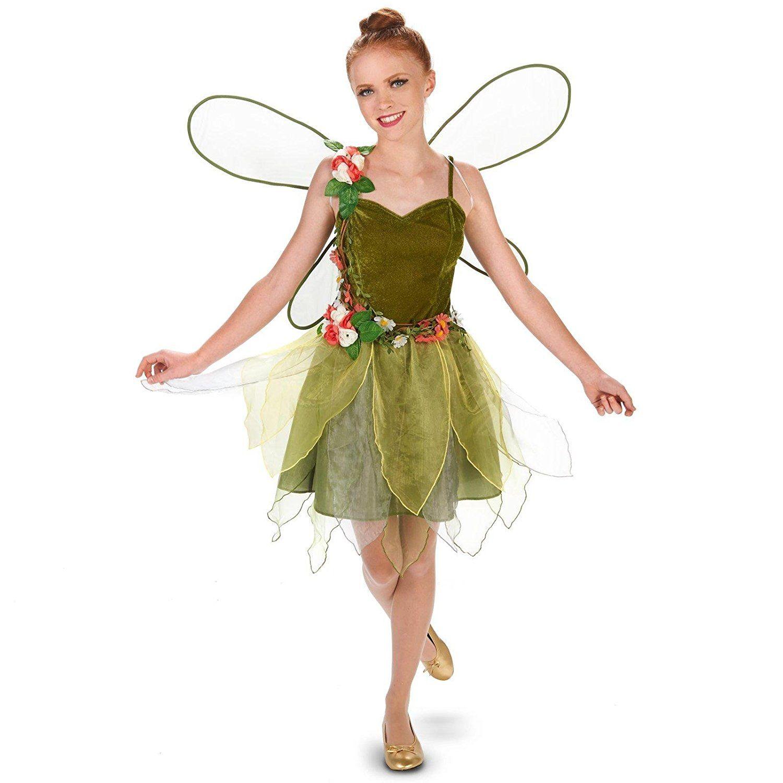 Flower Fairy Tween Dress Up Costume 03
