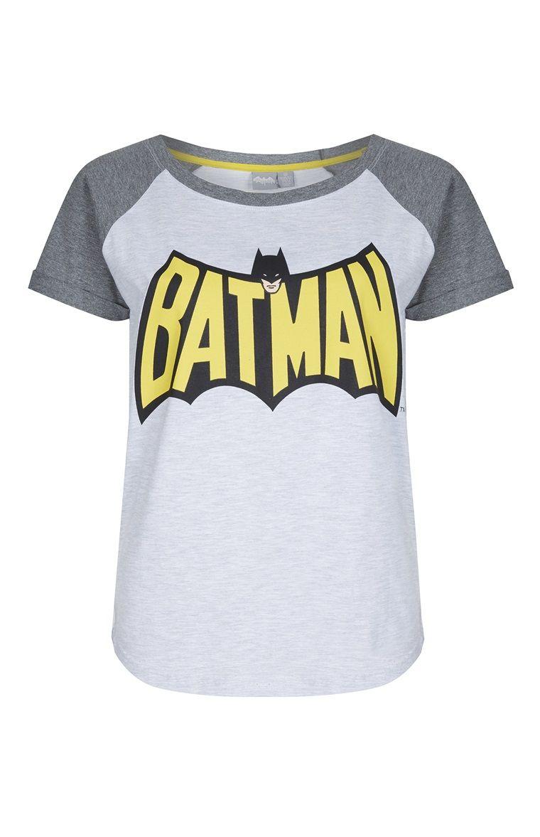 a56210e83a4 Primark - Camiseta de manga raglán de Batman | wishlist en 2019 ...